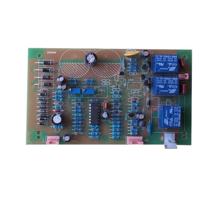 中诺牌tns型稳压器电路板调节方法